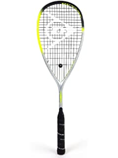 Amazon.com : Dunlop Force Revelation 125 Squash Racquet ...
