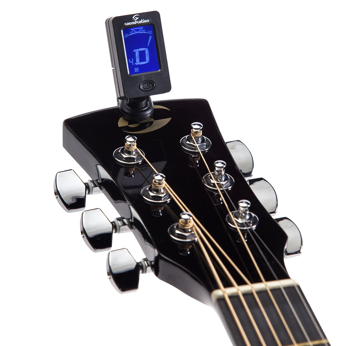 Guitarra Acústica SOUNDSATION Guitar Pack Sónico yosemite-gp-nt con funda Afinador púas i954i: Amazon.es: Instrumentos musicales