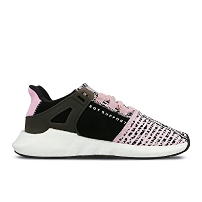 new style ad6bf b80cf Amazon.com   adidas EQT Support 93/17 Pink/Black/White ...