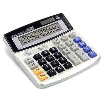 Calculator,BREIS Standard Function Deskttop Electronic: Amazon.in:  Electronics