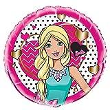 """18"""" Foil Barbie Balloon"""