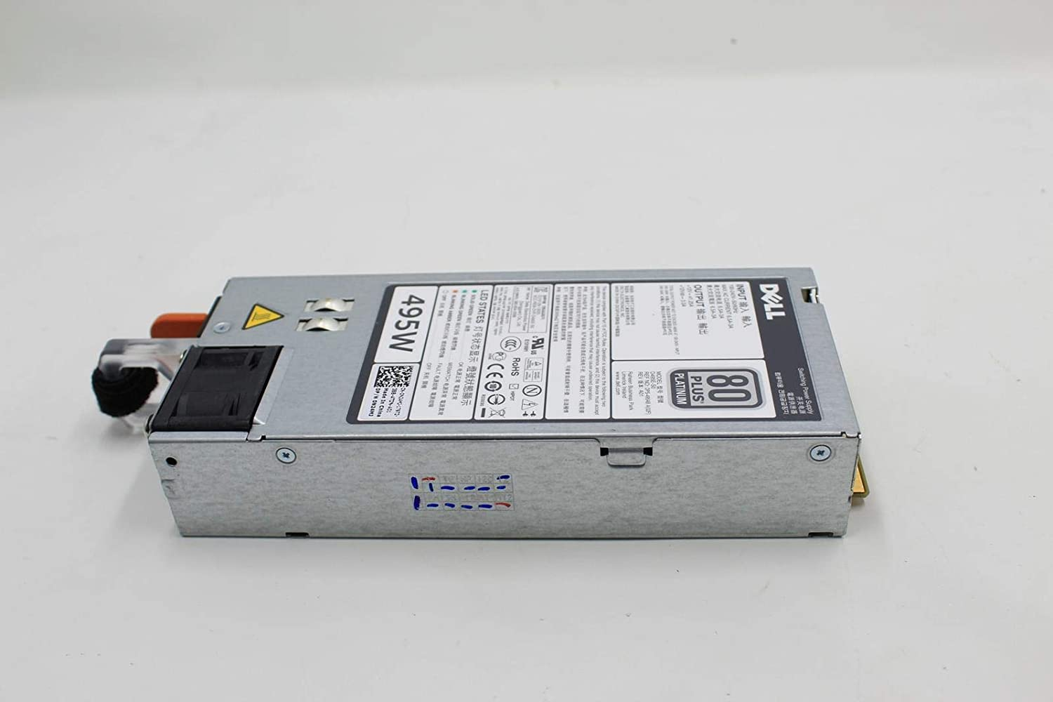DELL 0N24MJ N24MJ POWER SUPPLY Poweredge T320 T420 T620 R520, R620 R720