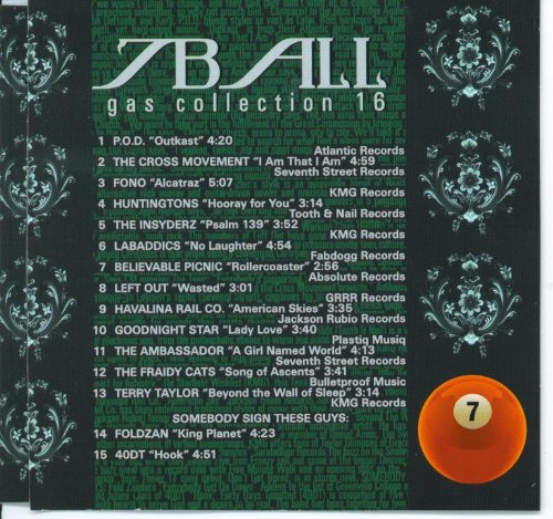 7ball GAS Collection 16 by VoxCorp Inc.