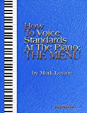 How to Voice Standards at the Piano The Menu