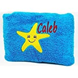 Beach Towels Personalized With Name and Design