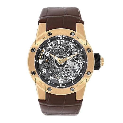 Richard Mille RM 063 RM63-01 - Reloj automático, diseño de autobús: Richard Mille: Amazon.es: Relojes