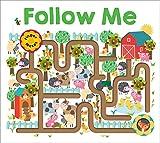 Maze Book: Follow Me (Finger Mazes)