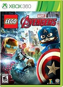 Lego Marvel S Avengers Xbox 360 Standard Edition Amazon Com Mx