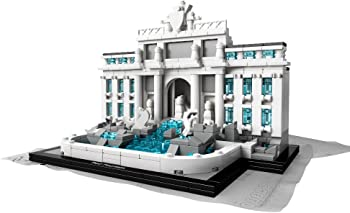 Lego Architecture Fountain Building Toy