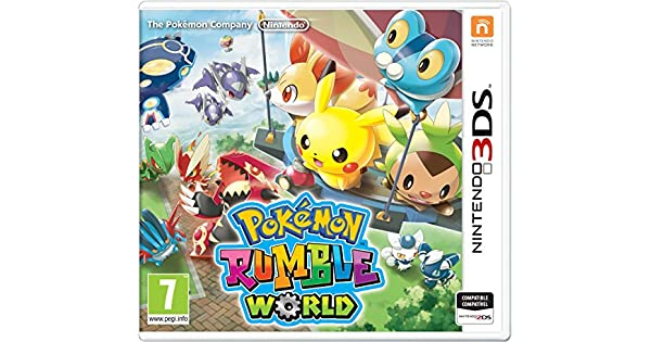 Pokémon Rumble World: Amazon.es: Videojuegos