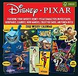 Disney Pixar: 2012 Weekly Postcard Calendar