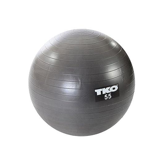 Tko Fitness Ball Black 55cm