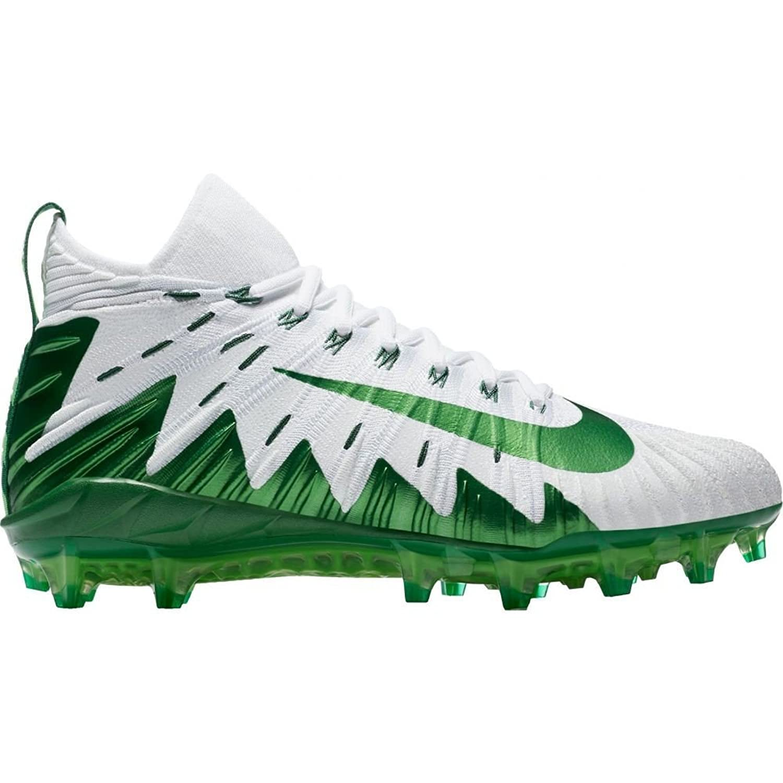 (ナイキ) Nike メンズ アメリカンフットボール シューズ靴 Alpha Menace Elite Football Cleats [並行輸入品] B07C7SPQTR 10.5-Medium