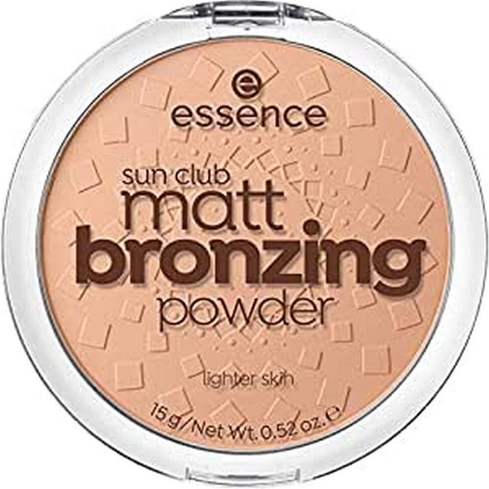 essence   Sun Club Matt Bronzing Powder   01 Natural