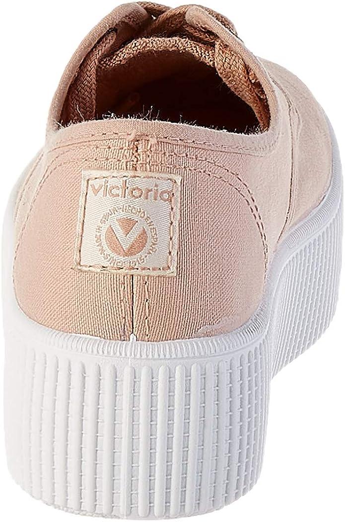 victoria Unisex Adults/' 1915 Doble Lona Tintado Baseball Shoes