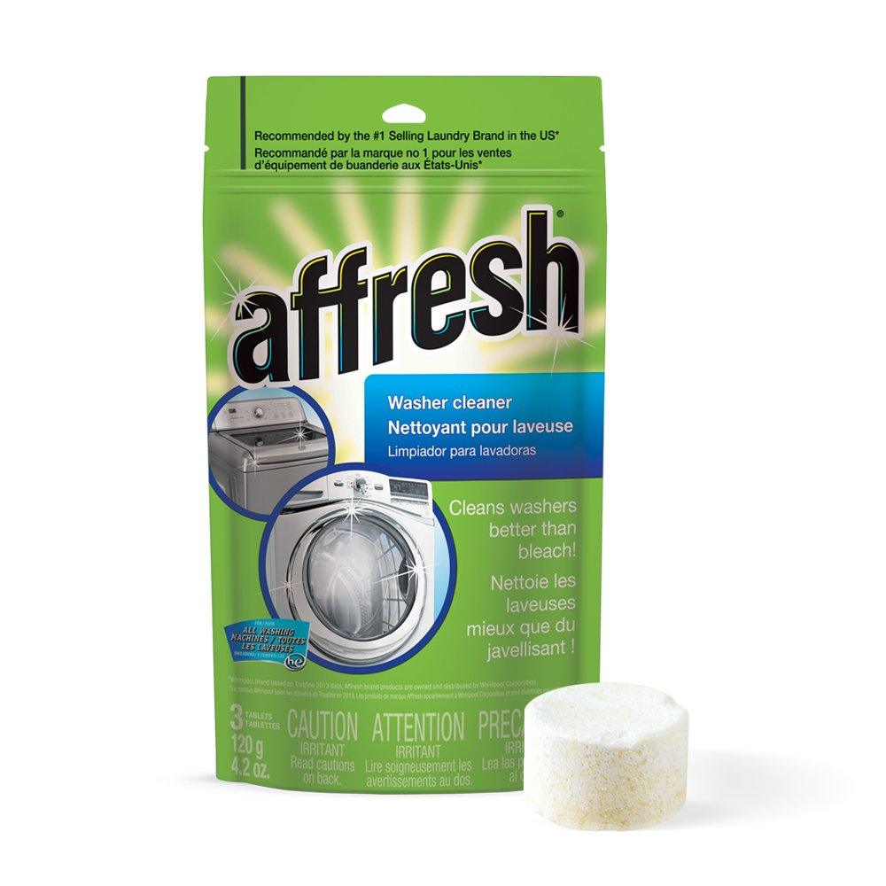 Whirlpool Affresh High Efficiency Washer Cleaner 3