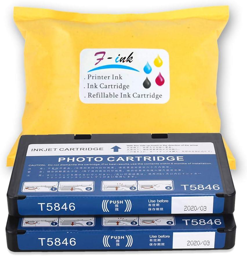 Cartuchos de Tinta T5846 para PictureMate PM225 PM200