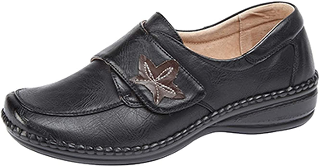 Womens Ladies Extra Wide EEE Fit Touch