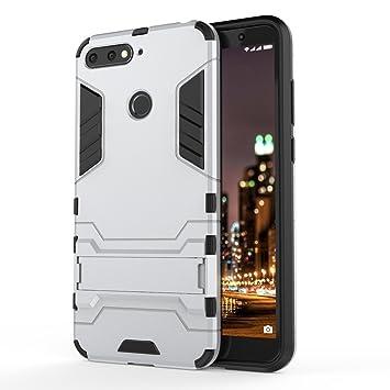 OFU?Para Huawei Honor 7A Smartphone, Híbrido Caja de la Armadura ...