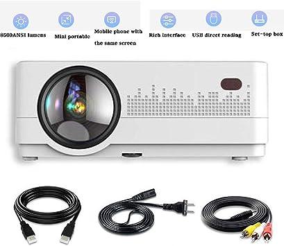 LFDD Proyector Full HD, 3100 lúmenes, Contraste 15.000:1, para ...