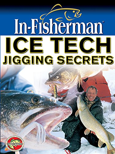 Ice Tech Jigging Secrets