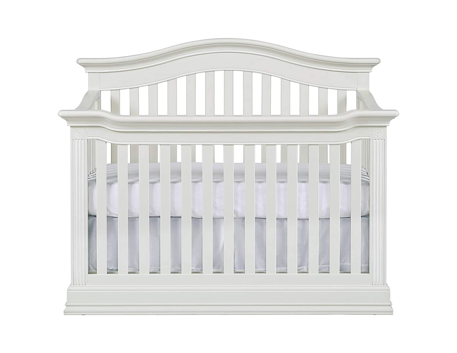 Amazon Com Baby Cache Natural Hardwood 4 In 1 Convertible Crib
