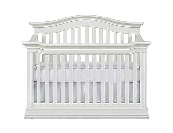 Amazon Com Baby Cache Natural Hardwood 4 In 1 Convertible Crib