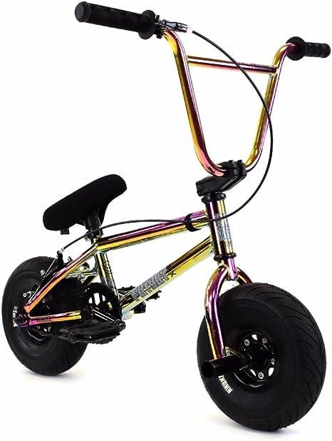 Fatboy Asalto Pro BMX – Bicicleta Mini ojiva: Amazon.es: Deportes ...