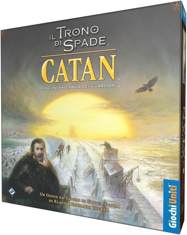 Juego United Games of Thrones The Thrones of Swords Catan-The Hermandad of The Guardians, GU606: Amazon.es: Juguetes y juegos