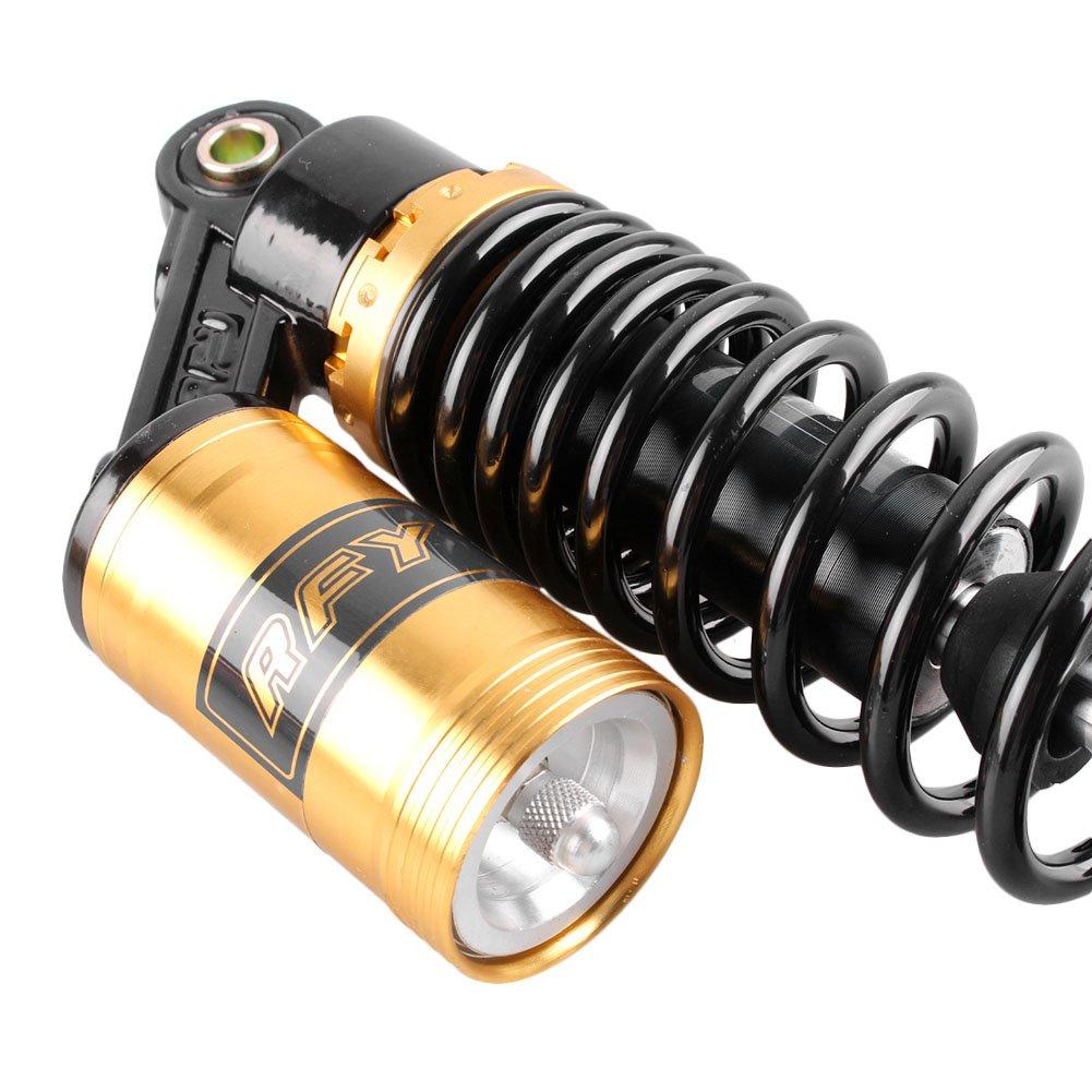GZYF Paire damortisseurs dair 350 mm pour CB 750 RD 350 CB Series Suspension arri/ère
