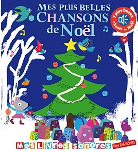 Mes premières chansons de Noel - My First Christmas Songs [ French ] (French Edition) (Chanson De Christmas)