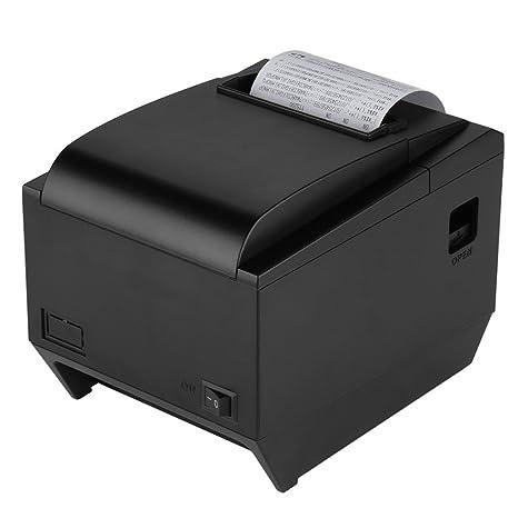 Excelvan ZJ-8250 portátil impresora térmica 250 mm/seg 80 mm ...