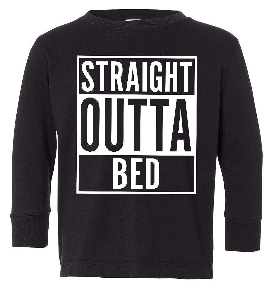 Tenacitee Babys Straight Outta Bed Shirt