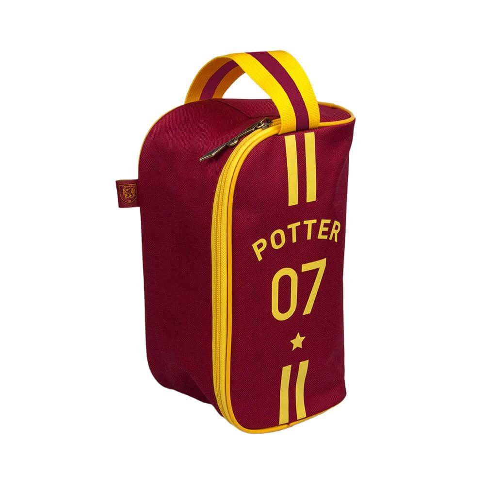Official Harry Potter Quidditch Design Trainer Shoe Sports Bag