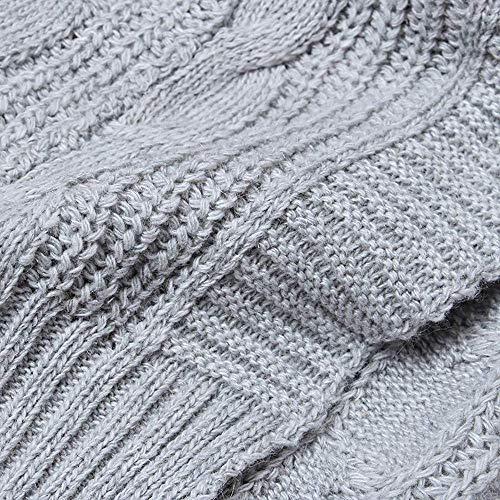 Moda Unita Sezione Cappotto Maglia Zieher Cardigan Grau Maglione Tasca Tinta Tessuto Sottile Donne Tempo Pullover Kimono Classiche Libero A Maniche Lunghe Lunga Donna rx6rqv4