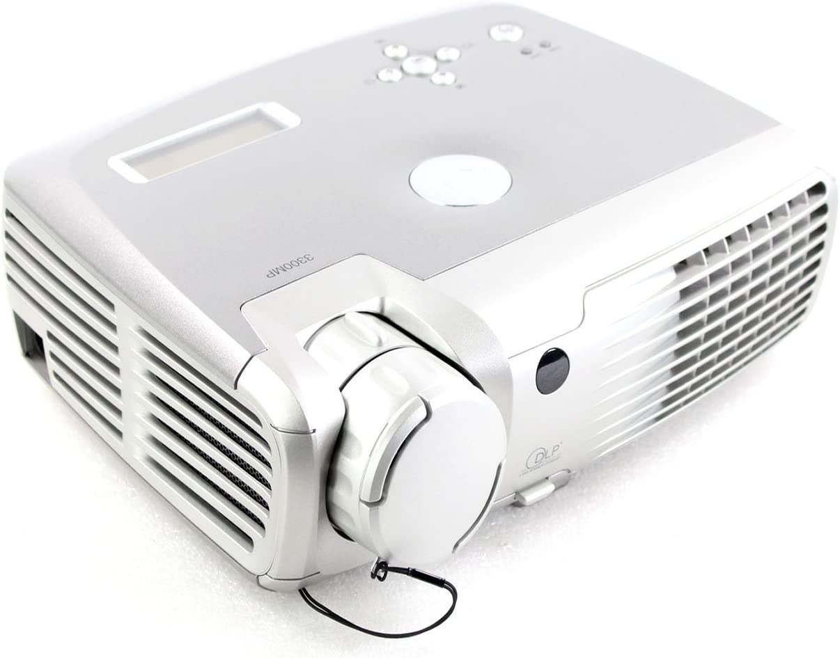 Dell 3300MP DPL Projector 1024x768 Resolution 1,700:1 Contrast Ratio 4:3 W3103