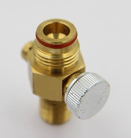 Taousa 70499 CO2 Pin Valve