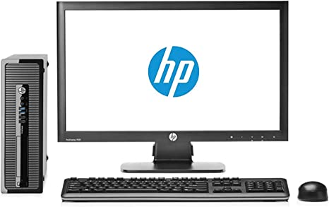 HP Elite 8200 - Ordenador de sobremesa Completo + Pantalla 22 ...