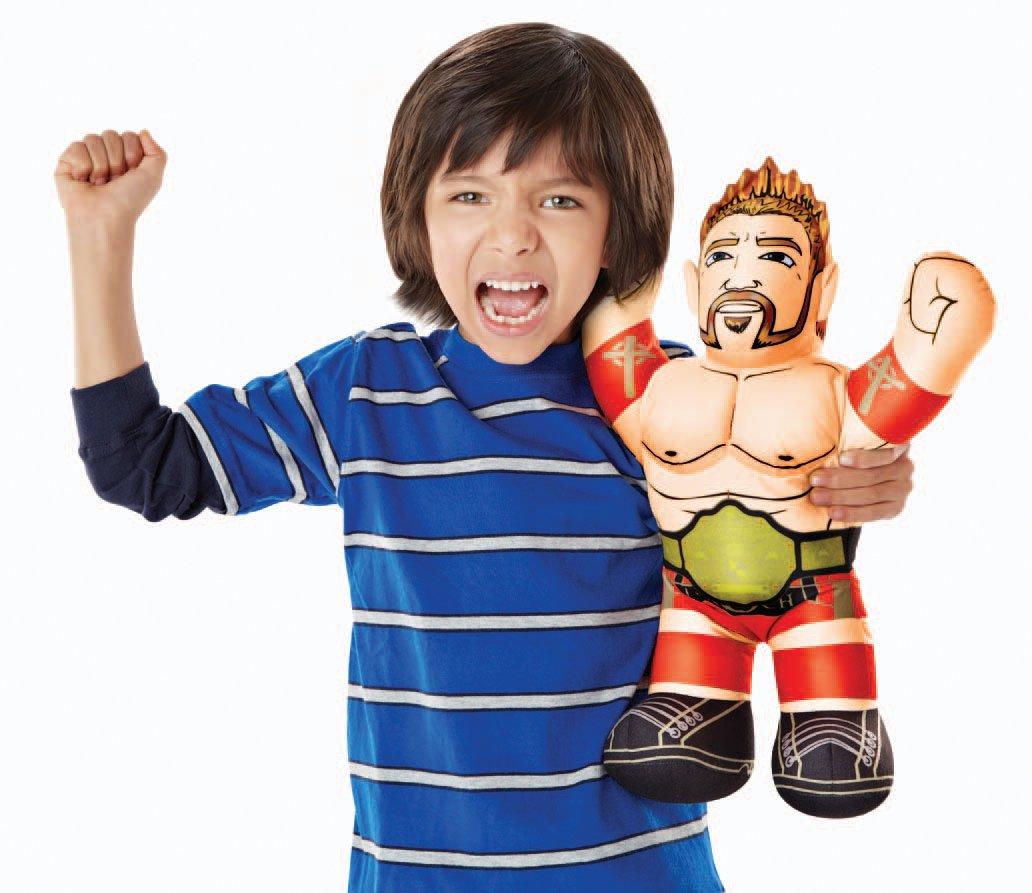 WWE Championship Brawlin Buddies Sheamus Figure