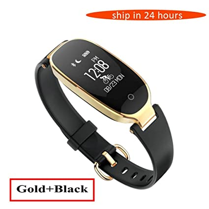 WHKNY Reloj Inteligente Bluetooth Impermeable S3 Smart Watch ...