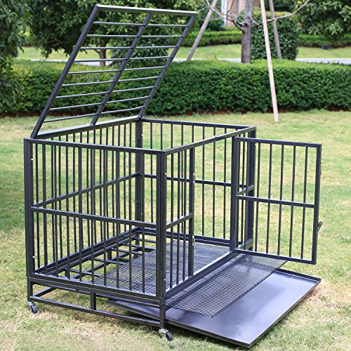 Heavy crate