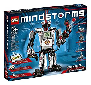 LEGO MINDSTORMS EV3 31313 Robot Kit for Kids