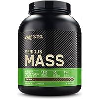 Optimum Nutrition Serious Mass Proteina en Polvo, Mass Gainer Alto en Proteína, con…