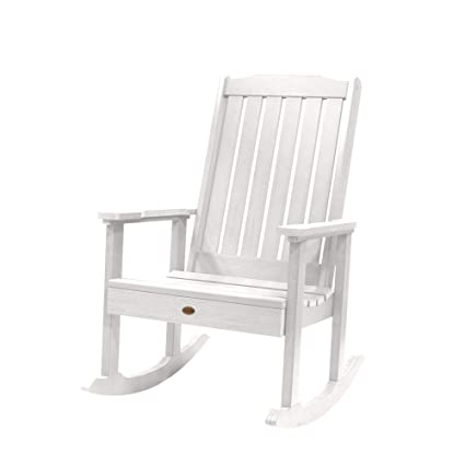 Merveilleux Highwood Lehigh Rocking Chair, White