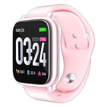 Amazon.com: Smart Watch, Z6 Smart Watch Sim Card Fitness ...