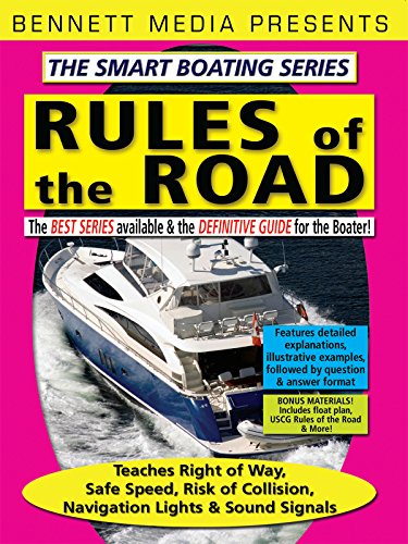 Smart Boating Series - Rules of the Road (Boating Rules Of The Road Right Of Way)