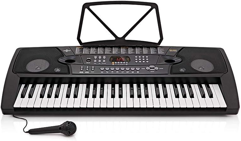Teclado Portátil de 54 Teclas MK-2000 de Gear4music