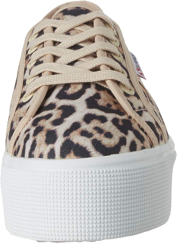 Superga Womens Low-Top Gymnastics Shoes US 7.5 Beige Beige Jaguar A1s