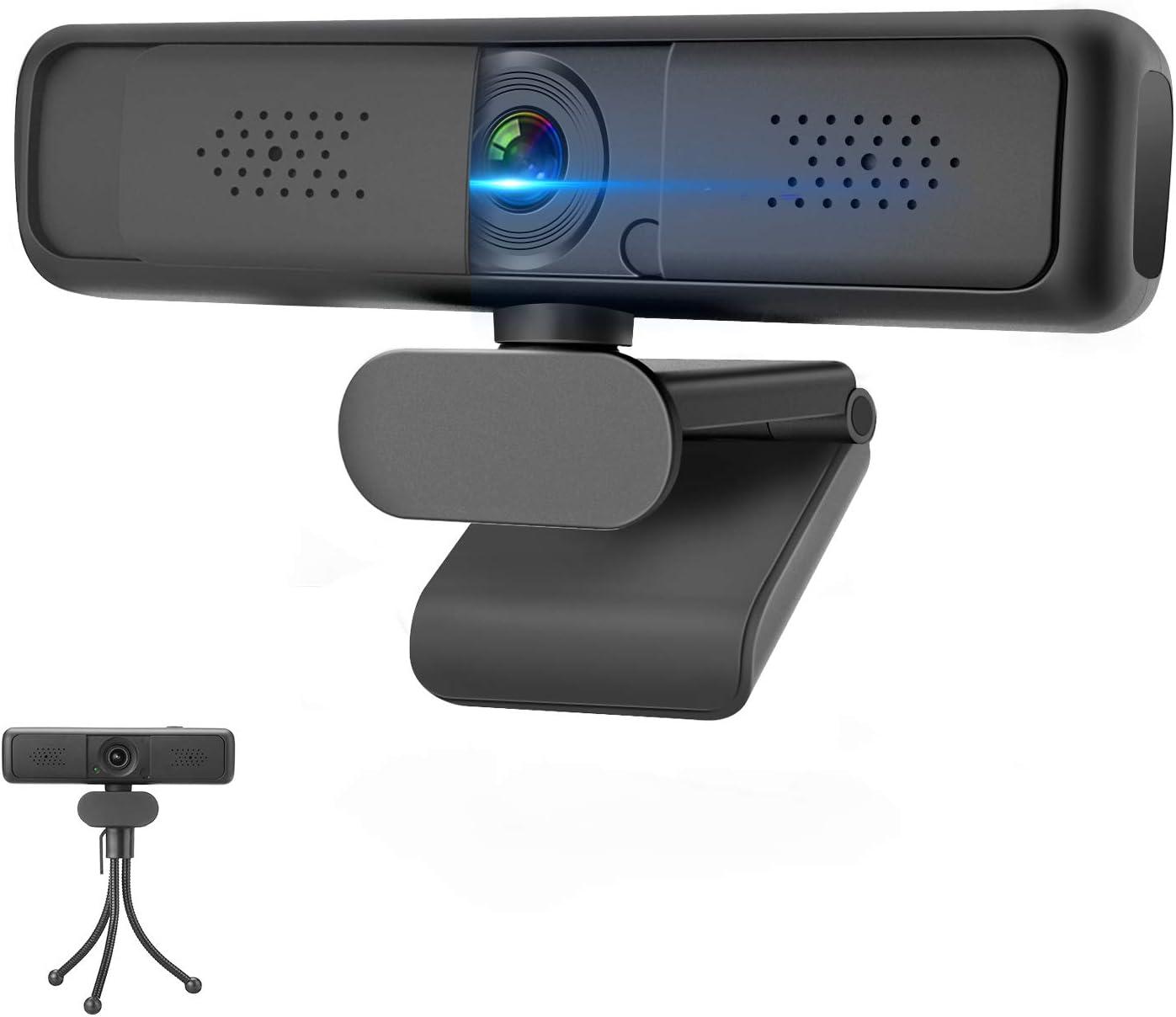 Webcam con micrófono Meco Eleverde + trípode por sólo 13,50€ usando el #código: I25UE6A8