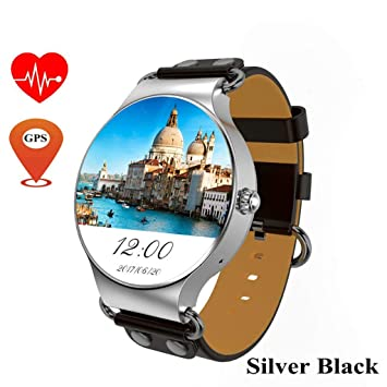 YJRIC Reloj Deportivo Smart Watch Android 5.1 3G WiFi GPS ...